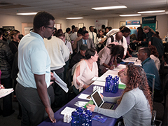 The Hollywood WSC held its third Disability Job and Resource Fair October 3, 2018