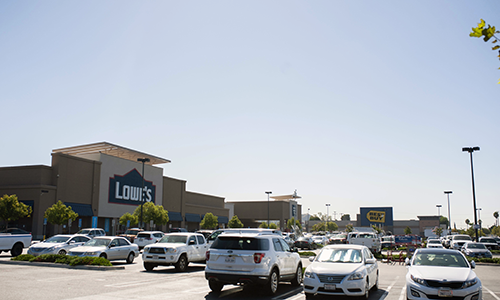 Plaza Pacoima, a 400,000 square-foot shopping center that has become an economic engine for the Northeast San Fernando Valley