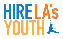 Hire LA's Youth Program logo